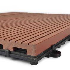 Garden Deck Tile WPC