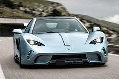 Carros incríveis: Vencer Sarthe, o supercupê de luxo holandês que atinge a impressionantes 338 km/h - Fotos - R7 Carros