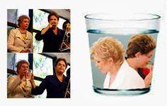 A Casa da Mãe Joana - continuação: Dilma Rousseff e Martha Suplicy