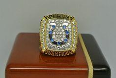 Custom 2010 PATRIOTS CHAMPIONSHIP RING - Football