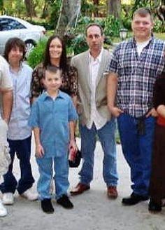 Reanee Wilkinson family 2012