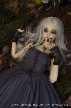 Lunnula Moonbeams, character design by Victoria Francés - Ego - AlterEgo Reborn Baby Girl, Reborn Babies, Baby Girls, Doll Shop, Gothic Dolls, New Dolls, Creepy Cute, Pretty Dolls, Vestidos