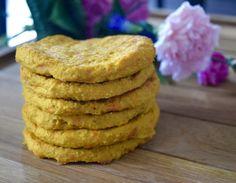 Mehevät porkkana-kaurarieskat saavat mielihyvähormonit hyrräämään Apple Pie, Pancakes, Good Food, Cookies, Breakfast, Desserts, Crack Crackers, Morning Coffee, Tailgate Desserts