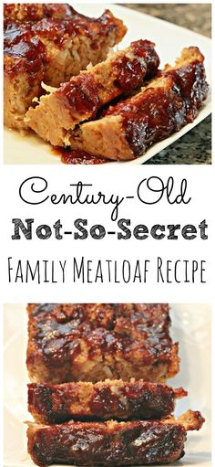 After making this easy recipe one time, you'll never use another meatloaf recipe again! This can be made with ground beef OR turkey, is sweet, savory, and sure to make your entire house smell good!