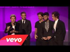 ▶ One Direction - Favorite Pop/Rock Duo or Group (2013 AMAs) - YouTube