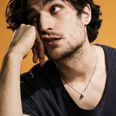We talked to Louis Garrel about his new films and where he gets relationship advice.