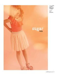Olivia de Sugar Kids para Smallish Magazine