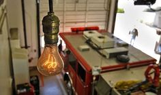 The 110 Year-Old Light Bulb That's Never Been Turned Off Old Lights, Turn Off, Home Lighting, Cool Pictures, Light Bulb, Old Things, Weird Things, Hose Cart, Fire Department