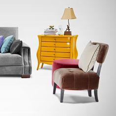 Только 48 часов, SALE до 60% на мебель и декор от бренда FunFur