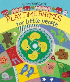 Playtime Rhymes for Little People (Book & CD):Amazon:Books