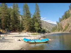Grab your coffee, relax, and enjoy this well made 4 minute video: Main Salmon River Idaho white water rafting and fly fishing. Courtesy of  CelebrateBig. Follow our board for more ideas. #fish #withus #video