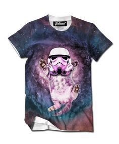 0df3e829 Cat Trooper Men's Tee Beloved Shirts, Star Wars Outfits, Star Wars  Merchandise, Uk