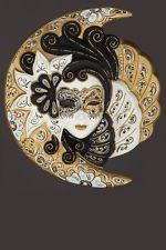 Masque Vénitien In Noctis Fait à la Main à Venise!