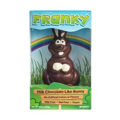 No Whey Foods Franky The Bunny - 160g