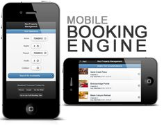 Mobile Booking Engine