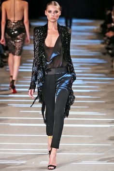 Alexandre Vauthier Haute Couture spring summer 2013 _ Paris january 2013