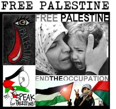 """""""FREE PALESTINE - FREE GAZA"""" by perfectalready ❤ liked on Polyvore"""