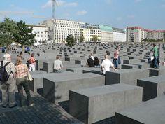 Holocaust Memorial Berlin - P. Eisenman