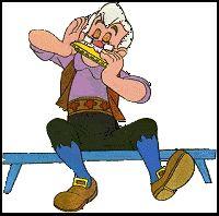 Mr Geppetto Pinocchio Walt Disney Animation Disney Animation Animation