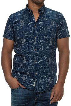 jack-jones-originals-short-sleeved-shirt-button-shirt-s-s-dress-blues