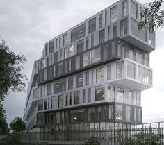 Immeuble de bureaux Strato | Arcora