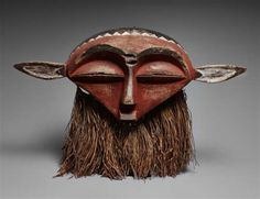 Democratic Republic of the CongoAN EASTERN PENDE MASK, Auction 1045 African and Oceanian Art, Lot 49