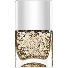 Nails inc Belsize Road Winter Lights Effect Nail Polish/0.47 oz. (€13) ❤ liked on Polyvore featuring beauty products, nail care, nail polish, nails, beauty, makeup, fillers, nails inc nail polish, nails inc. and shiny nail polish
