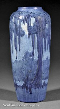 Newcomb Pottery Museum | newcomb pottery glaze vases colleges pottery beauty…