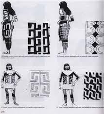 Resultado de imagem para grafismo kadiwéu