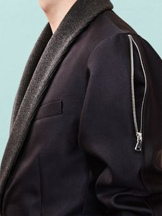 Sean Suen FW14 Lookbook. trimmings, accessories, fastenings, detail, close-up, fashion detailing, design