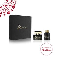 DOLCE & GABBANA – Desire Eau de Parfum (50ml)  Latte corpo (100ml) #NaturallyChristmas