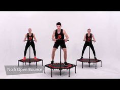 SportPlus Indoor Fitness Trampoline Workouts (2019) - YouTube