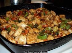 Best Ever Chinese Chicken – Easyrecipes