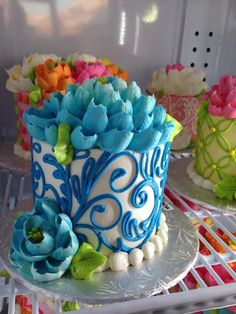 BUTTERCREAM!!!   The White Flower Cake Shoppe