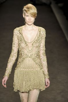 Outstanding Crochet: Dress