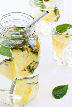 3 Infused Water Recipes That Will Make You Love H2O!