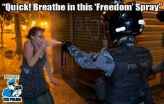 breath in the Police State!