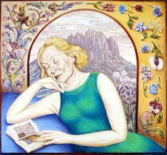 Dreaming Romaine by J. Michael Walker, 2010