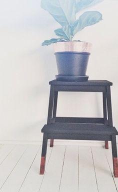 ASF v Bekvam two tone stool