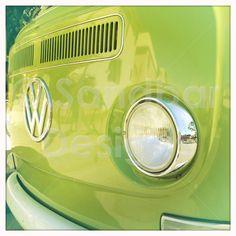 Avocado Bus #SandbarDesigns #VWBus #VW #BusPics #Volkswagen #BusyDreamin.com