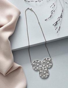 Aarikka Seitsemäs taivas necklace, big: Seitsemäs taivas necklace, big Silver Jewellery, Silver Rings, Jewelry, Spring 2014, Big, Silverware Jewelry, Jewlery, Bijoux, Silver Decorations