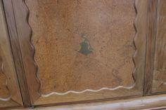 BUFFET CON SPECCHIO PAOLO BUFFA - Marco Polo - Antiques online -