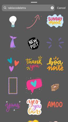 Instagram Emoji, Instagram Frame, Instagram And Snapchat, Instagram Blog, Instagram Quotes, Instagram Editing Apps, Instagram Captions For Selfies, Creative Instagram Stories, Instagram Story Ideas