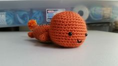 Ravelry: RachySellsStuff's Charmander on His Belly - The Original