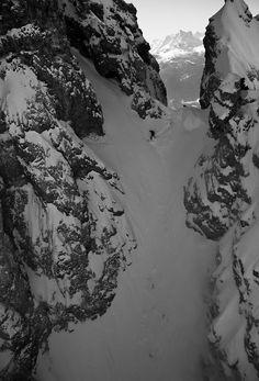 #LL #Skiing