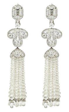 David Morris Tassel Jewelry, High Jewelry, Gemstone Jewelry, Diamond Jewelry, Jewelry Box, Jewelry Making, Titanic Jewelry, Sparkle Wedding, Fashion Jewellery