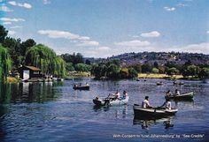 Zoo Lake 1966. Johannesburg City, Kempton Park, Third World Countries, My Family History, Wonderful Places, Wonderful Life, Beautiful Places, Historical Pictures, African History