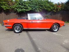 1977 TRIUMPH STAG automatic For Sale in Barrow, Suffolk | Preloved