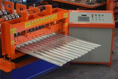 Our company has been producing #high #quality #and #high #level #roll #forming #machine.At the same time,we are also in constant innovation.According to the change of the market and customer's demand,our machine is constantly updated.The Powerful Bull style machine is one of the upgrade version.We develop the poweful style machine after five years of test and practice.This style of machine is suitable for high precision steel processing.