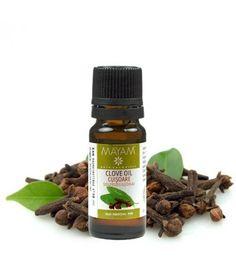 Cuişoare ulei esenţial pur (eugenia caryophyllus), 10 ml